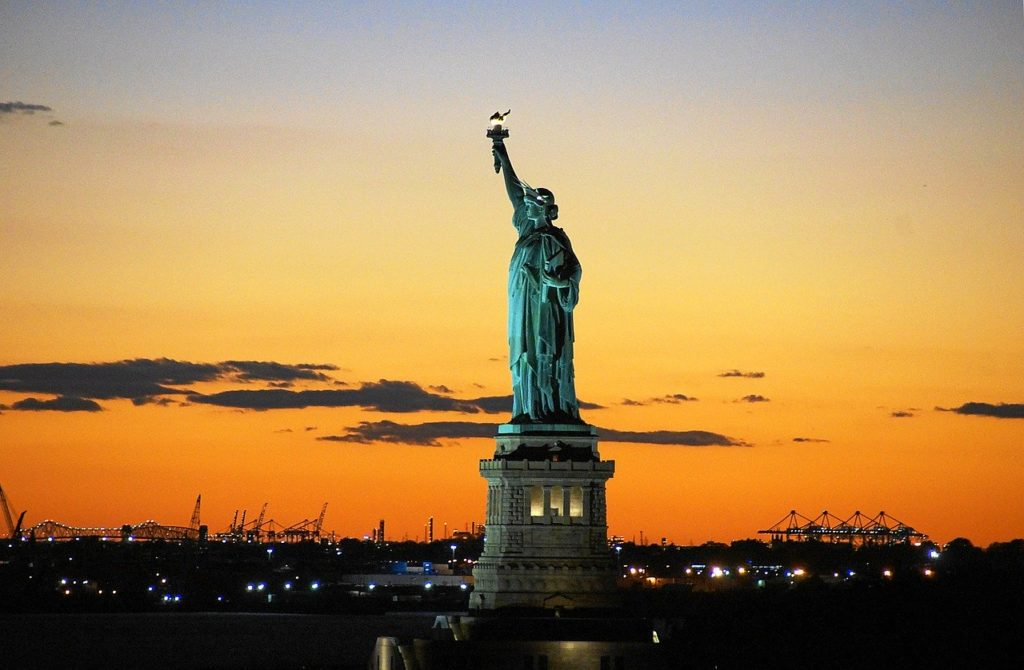 statue-of-liberty- New York City
