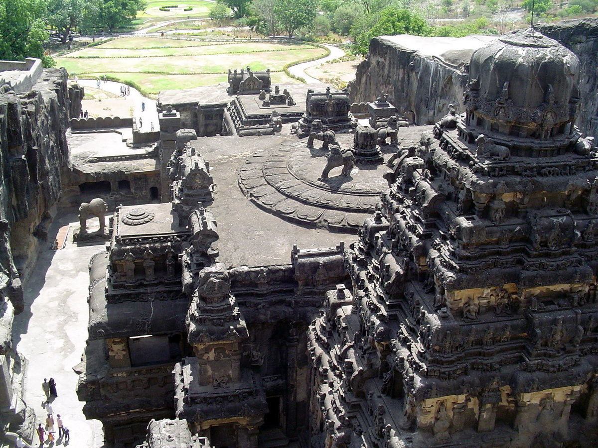 Kailasa temple, Cave 16 of Ellora