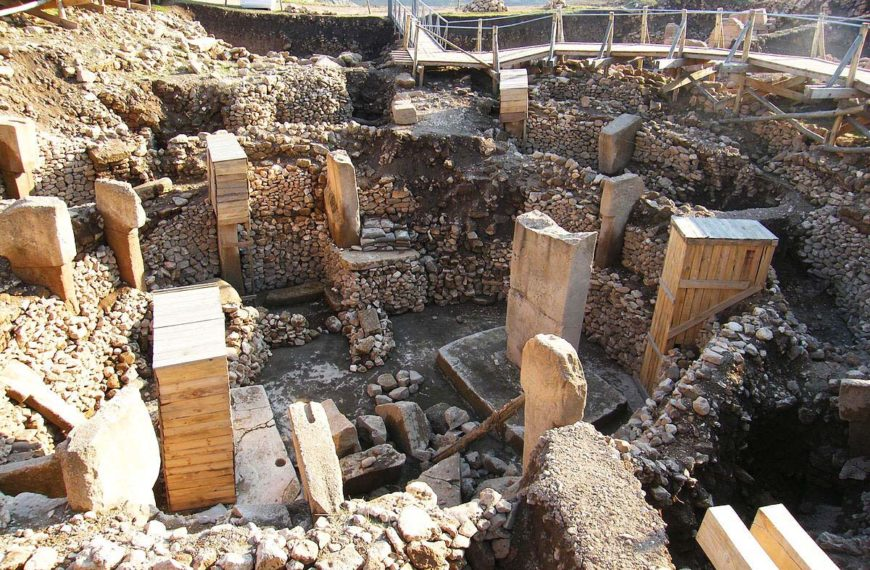 Göbekli Tepe – the oldest temple in the world