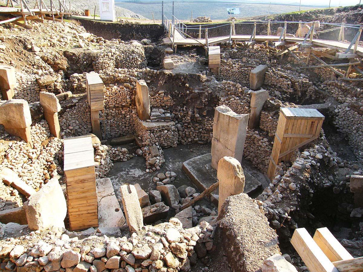 Göbekli Tepe, Turcia – cel mai vechi templu din lume