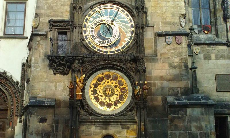 Ceasul astronomic din Praga (Orloj)