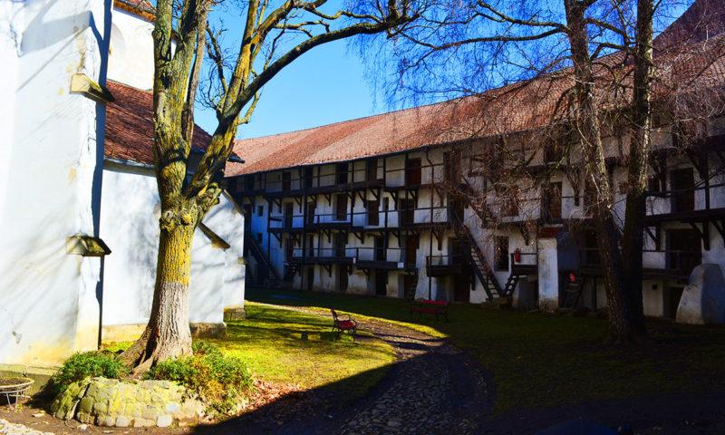 Prejmer-Fortified-Church-Romania