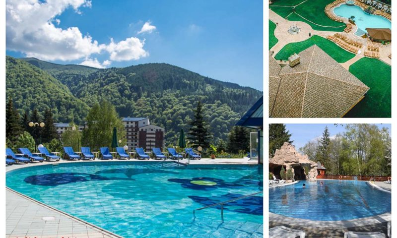 Hotels with outdoor pool in Romania