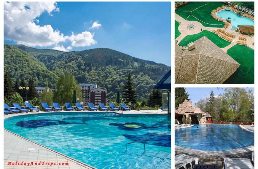 Best hotels with outdoor pool in Romania