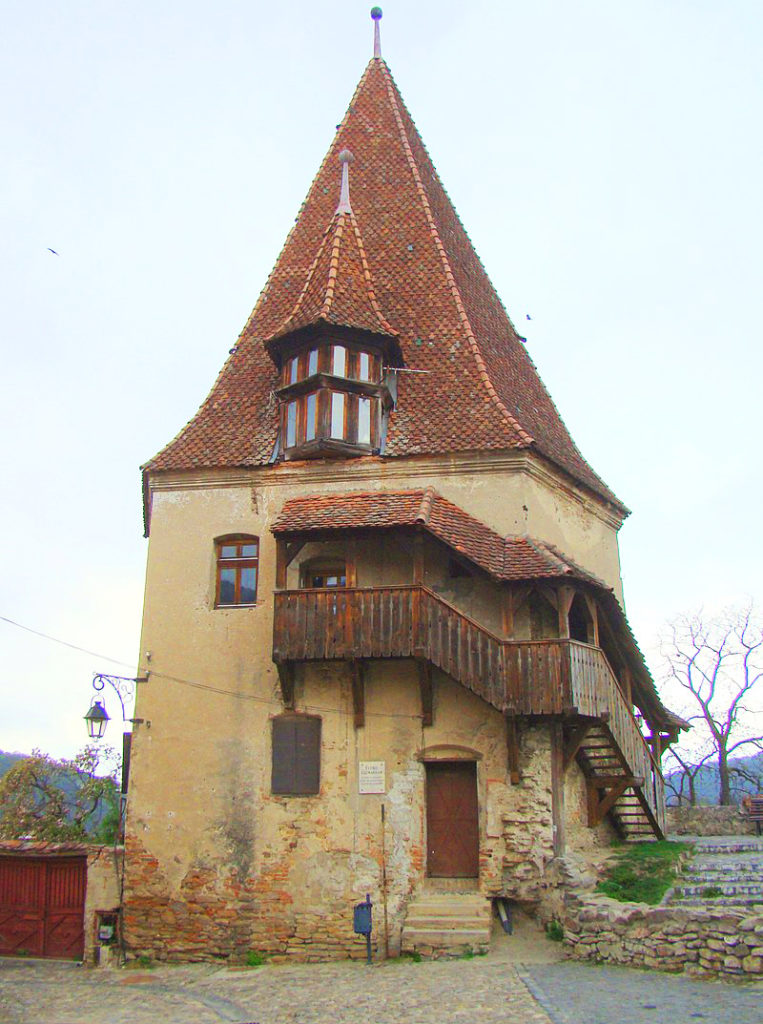Bootmakers' Tower-Sighisoara