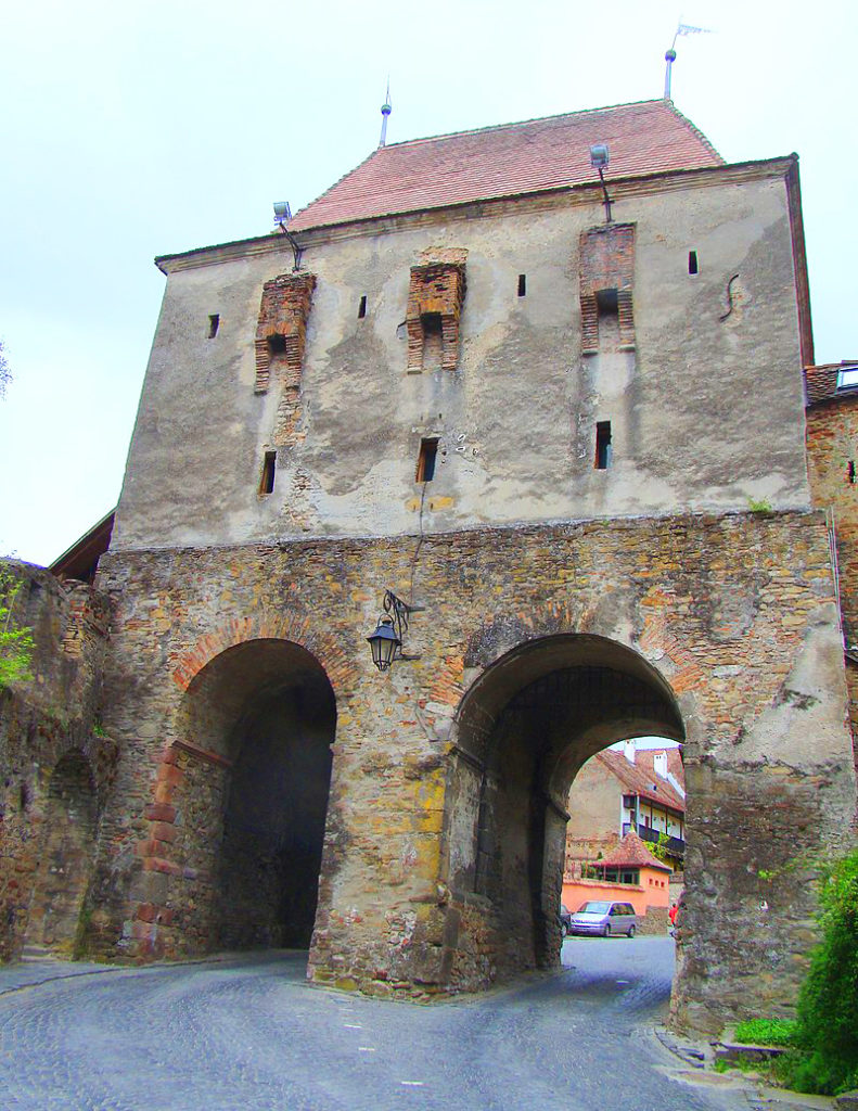 Tailors'-tower-Sighisoara