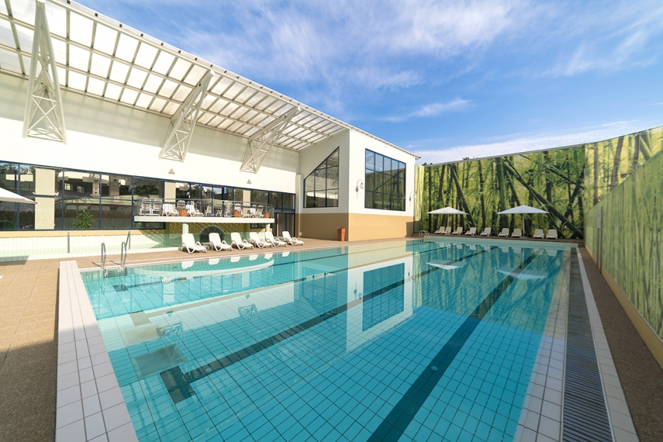 Lotus Therm Spa&Luxury Resort, Baile Felix, Romania