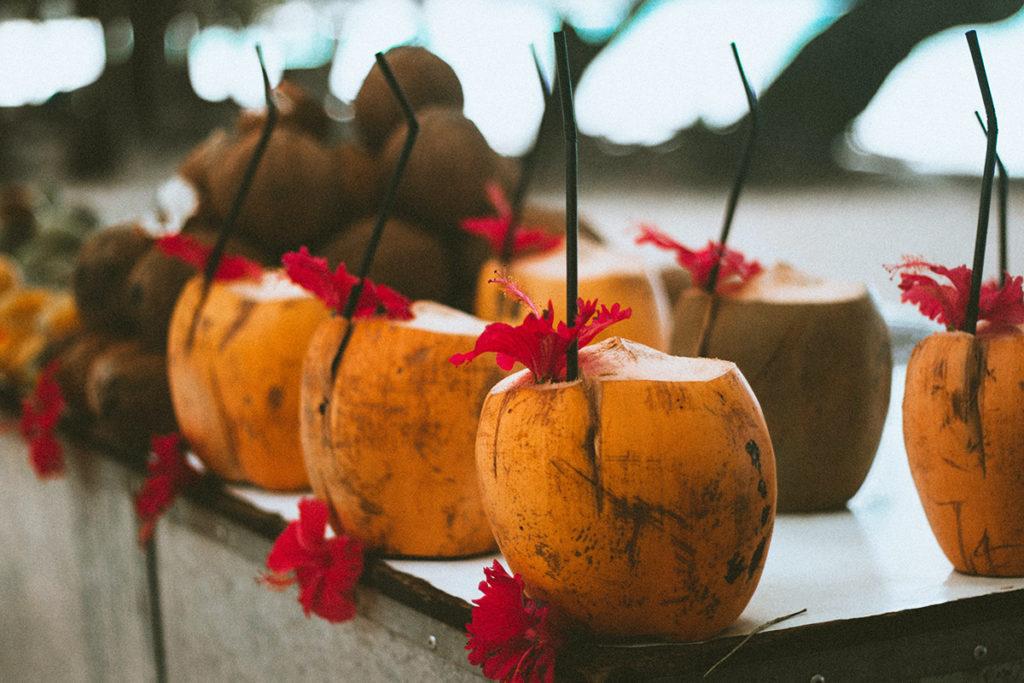 Seychelles Fructe