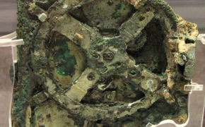 Antikythera-mechanism Mysterious Archaeological
