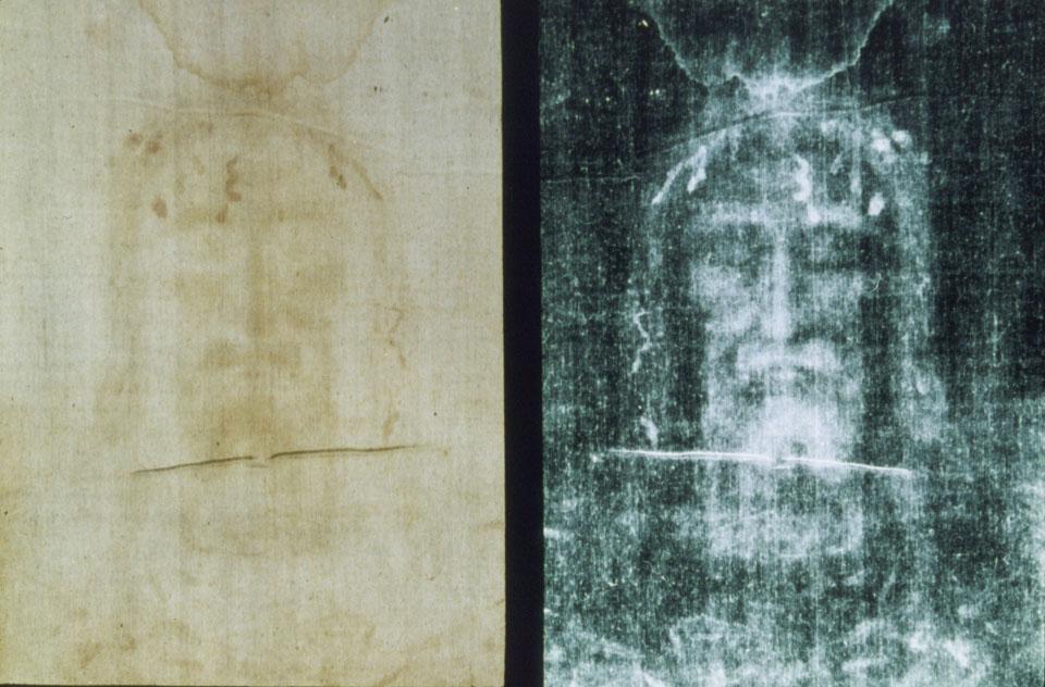 Giulgiu din Torino Misterioase Artefacte
