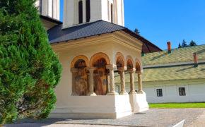 Sinaia Monastery, Romania