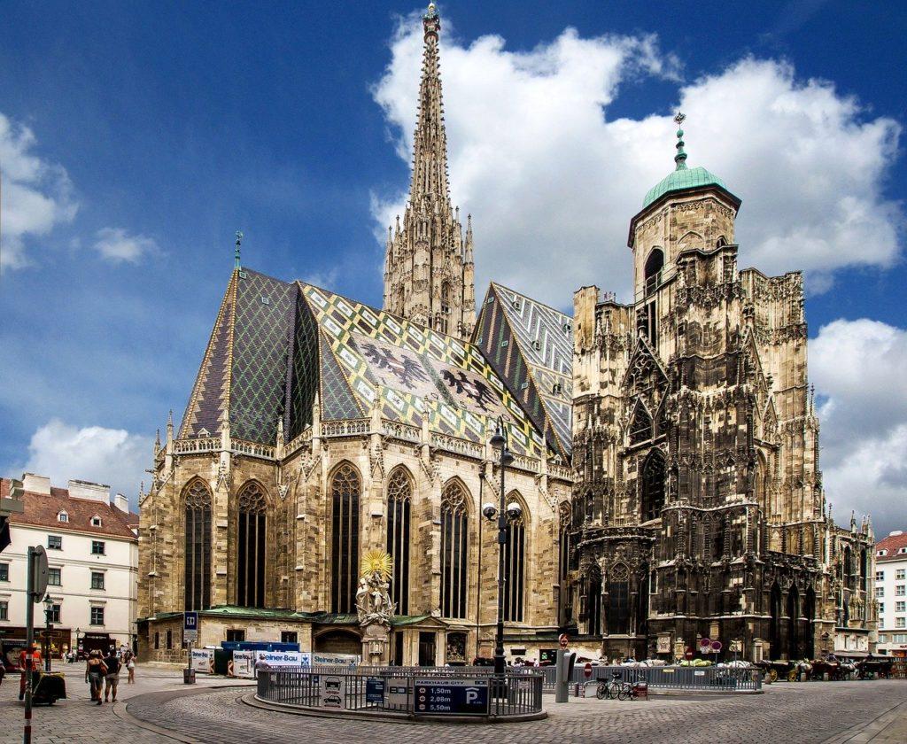 St. Stephen's Cathedral-vienna-austria
