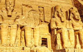 Abu Simbel The Grand Temple, Egypt