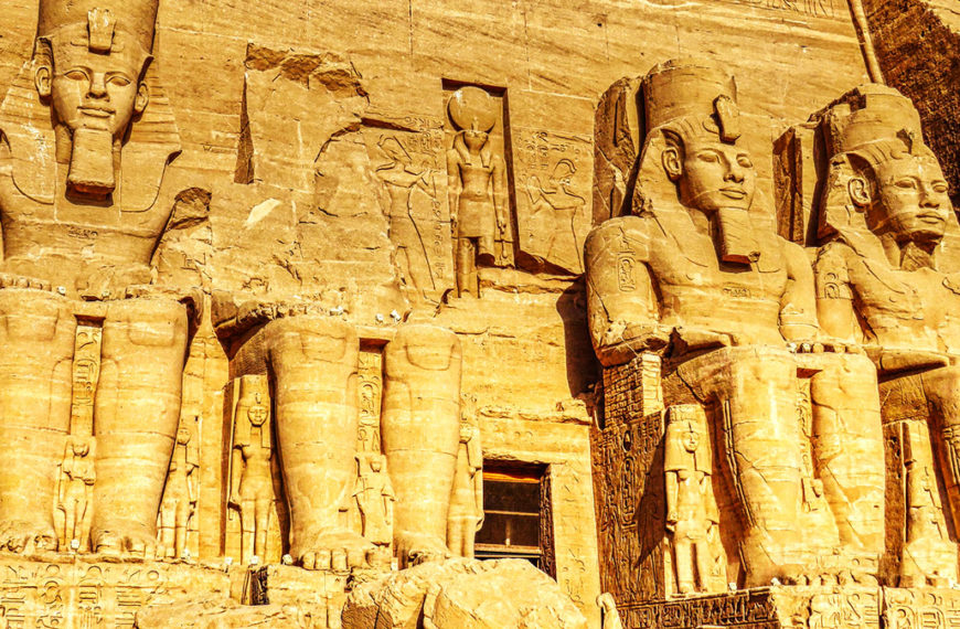 Abu Simbel – The Magnificent Ancient Temple of Ramses II