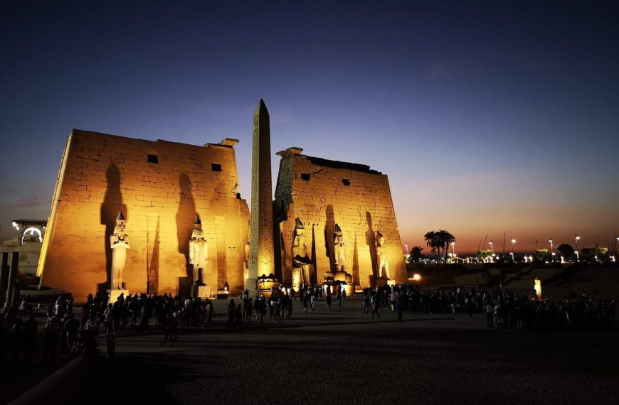 Luxor Temple – The Spectacular Religious Center in Ancient Egypt