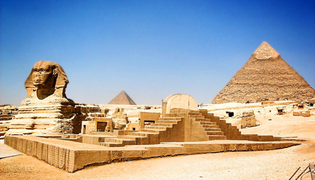 egypt the great pyramid