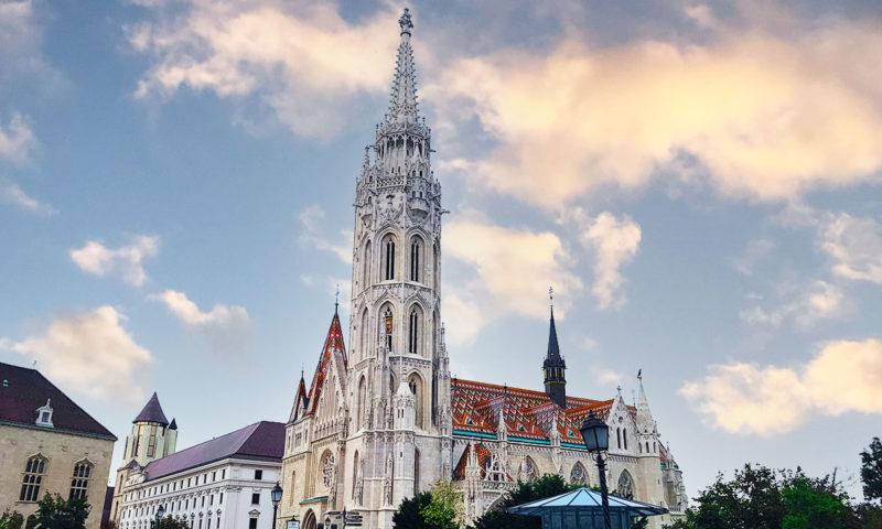 Biserica Matthias, Budapest, Ungaria
