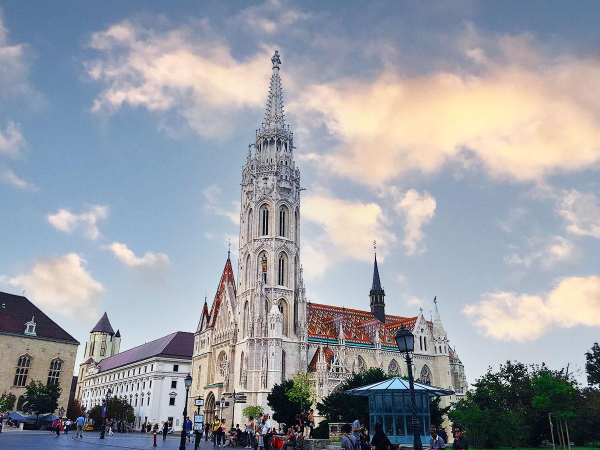 Biserica Matthias – o biserica maiestuoasa din Budapesta