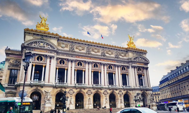 Opera Garnier, Palais Garnier, Paris