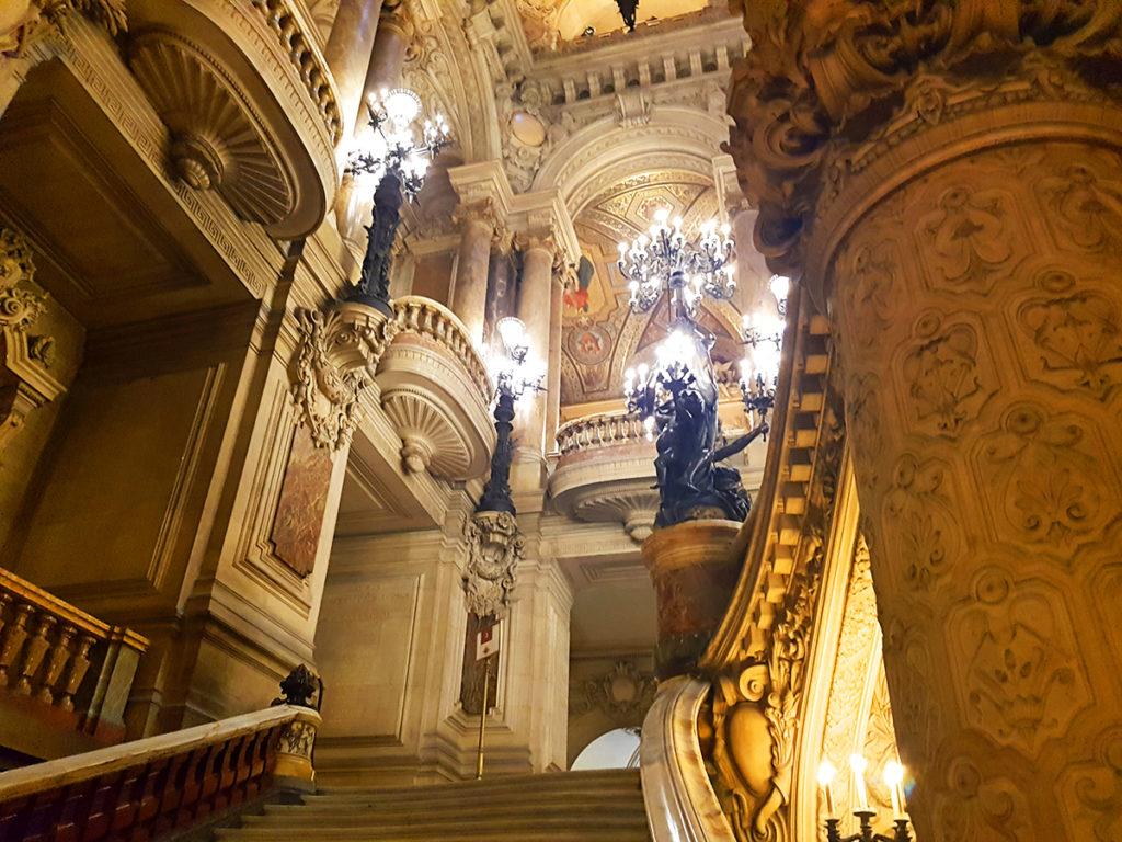 Opera Garnier, Opera House, Paris
