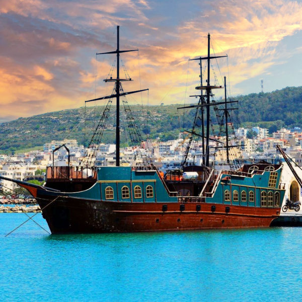 Heraklion – A Travel Guide of Crete's capital