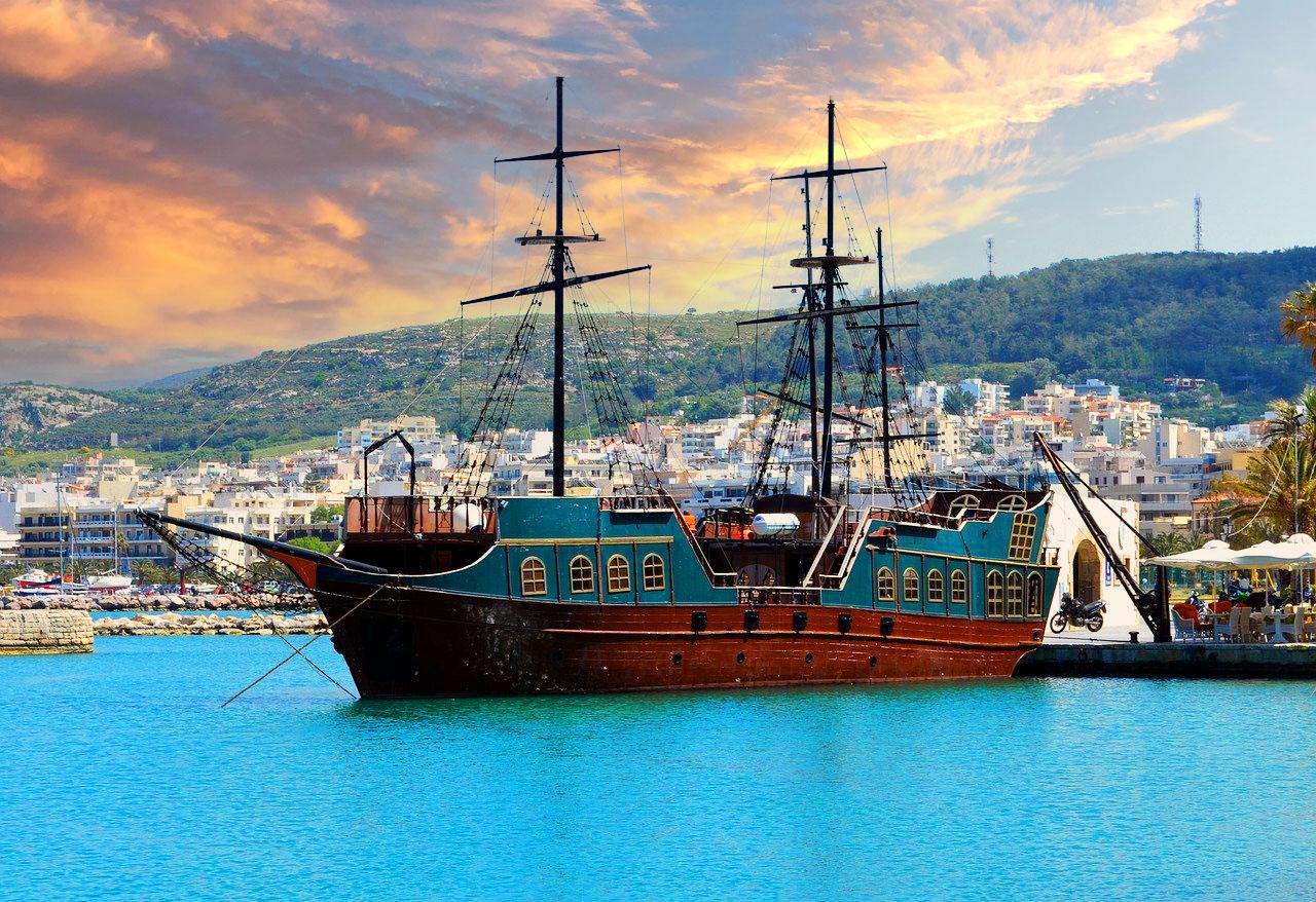 Heraklion, Creta, Grecia