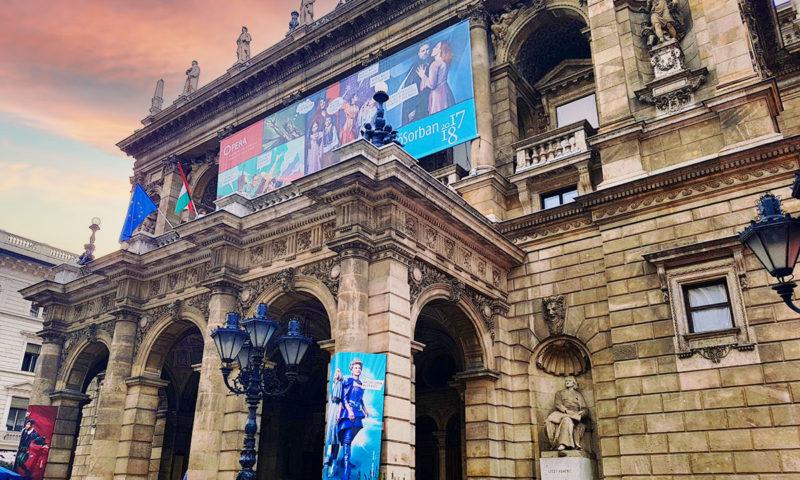Opera din Budapesta, Ungaria