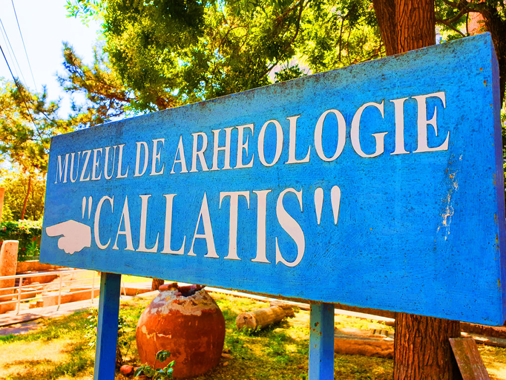 Callatis Archaeological Museum, Mangalia