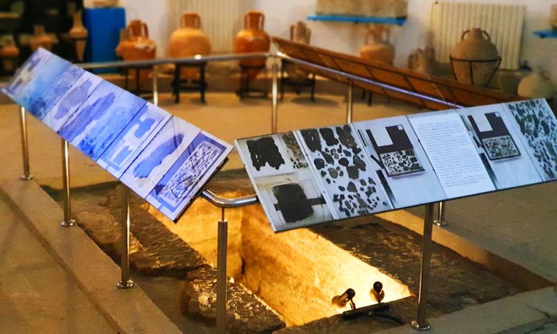 Mormantul cu papirus, Mangalia, Romania