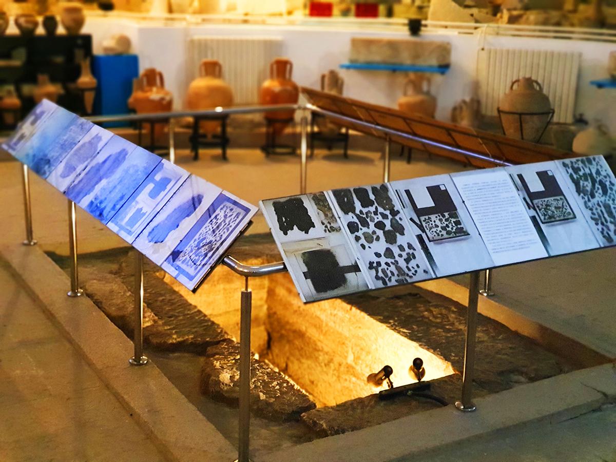 Mormantul cu Papirus – un mormant unic, vechi de 2300 de ani | Romania
