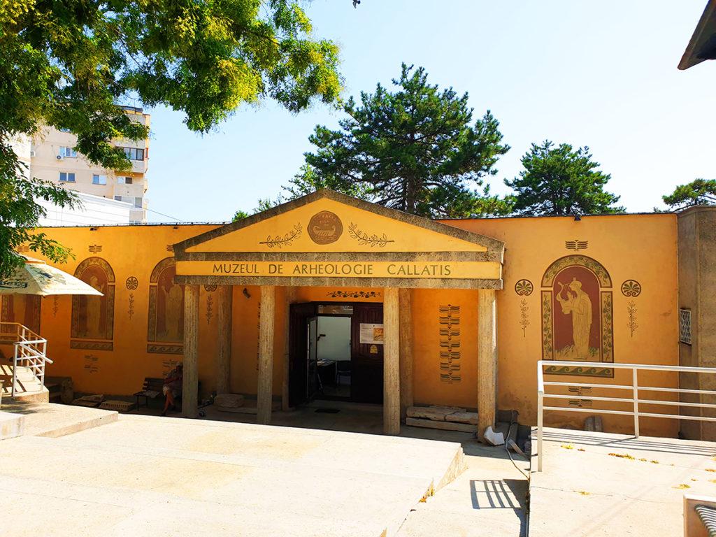 Callatis Archaeological Museum, Mangalia, Romania