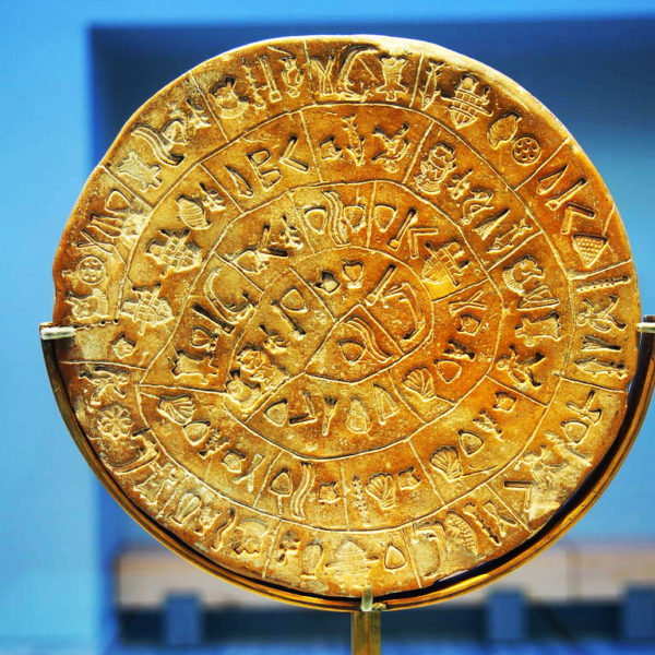 Discul Phaistos – Un mesaj secret din timpuri stravechi?