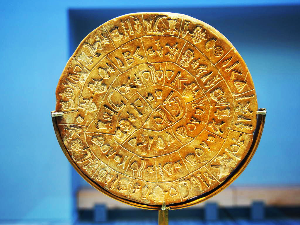 Phaistos Disc – A secret message from ancient times
