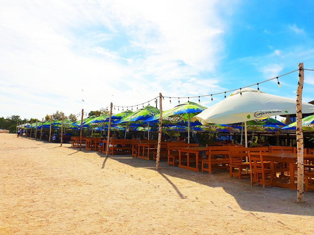 Popasul Pescarilor, seafood restaurant romania
