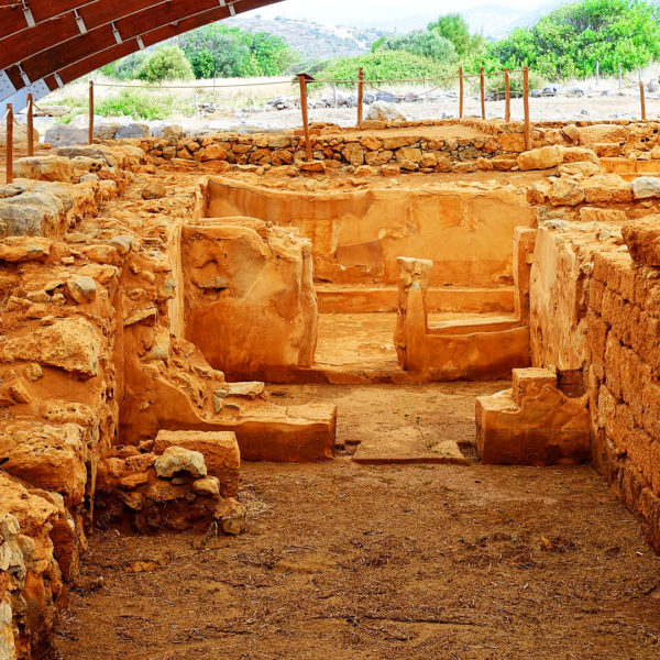 Palatul Minoic Malia – legendarul palat al regelui Sarpedon