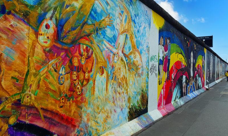 Zidul Berlinului, Germania
