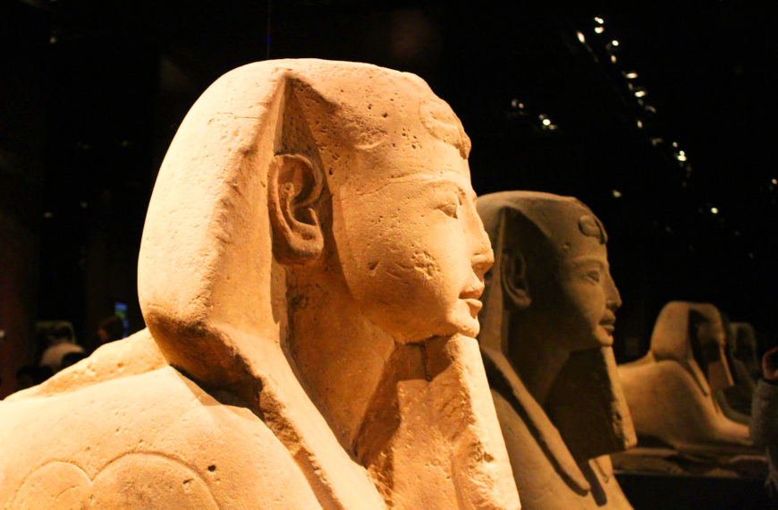 The Grand Egyptian Museum – the largest archeological museum in the world
