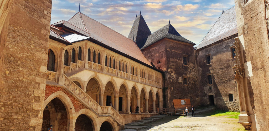 Corvins' Castle, Romania