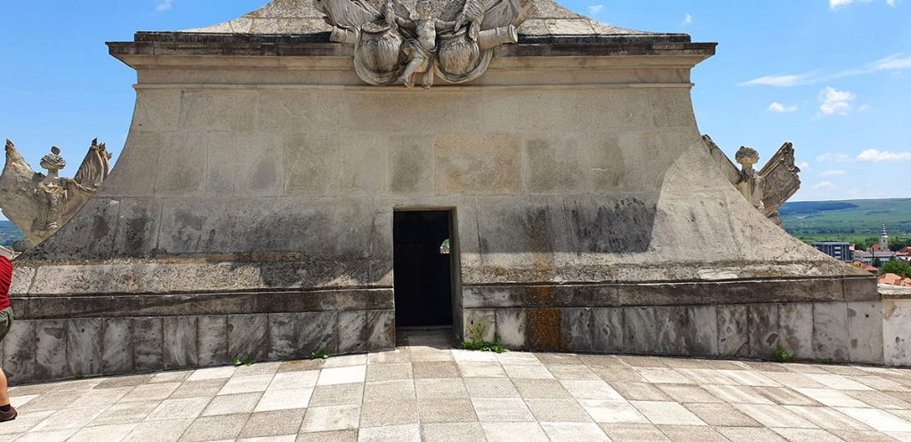 Horea's Cell, The 3rd Gate Alba Carolina Citadel