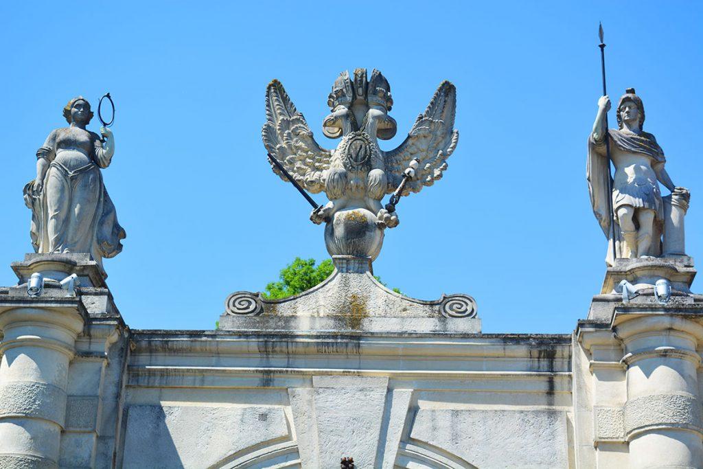 First Gate, Alba Carolina, Romania