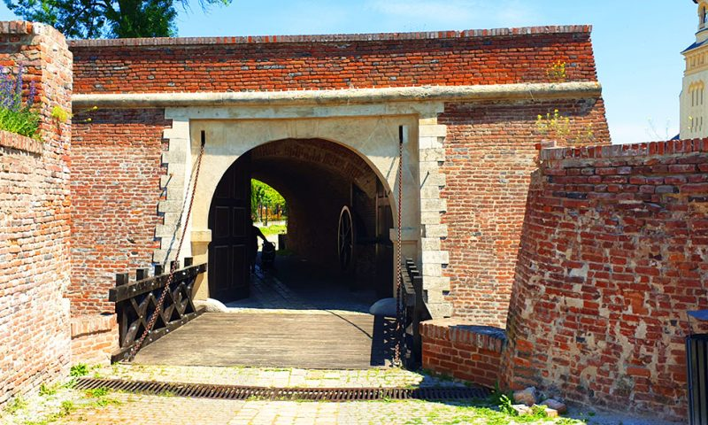 The 5th Gate, Alba Carolina