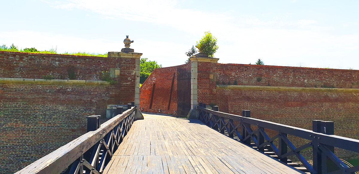 The 6th Gate-Alba-Carolina-Citadel