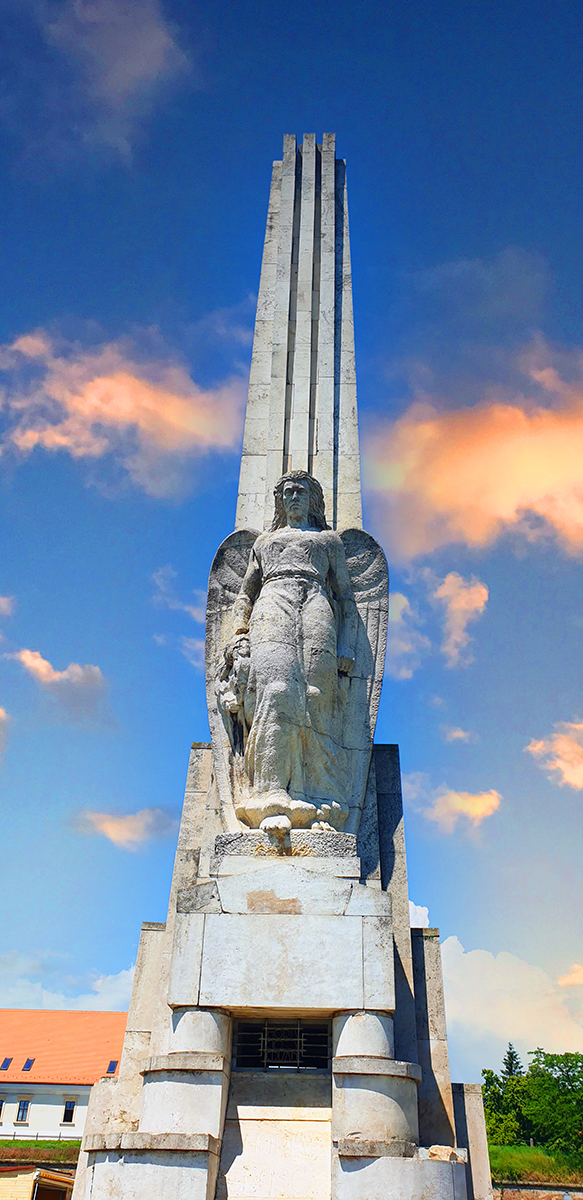 Obeliscul Horea, Closca si Crisan - Cetatea Alba Carolina
