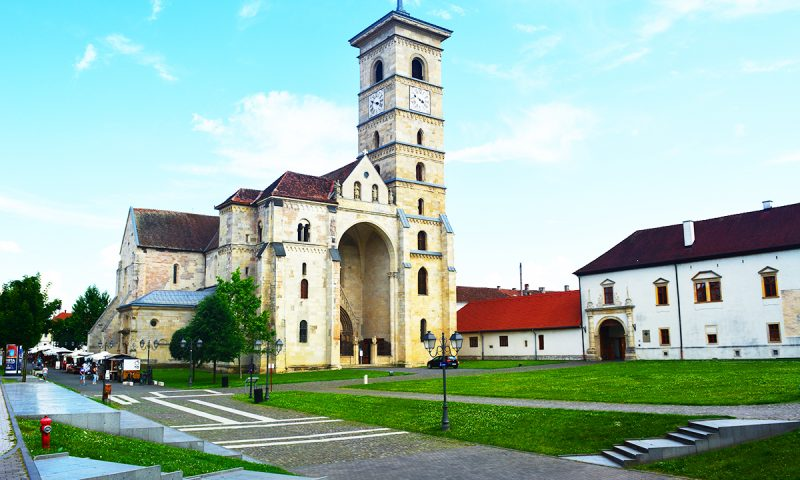 Catedrala Romano-Catolica Sf Mihail, Alba Carolina