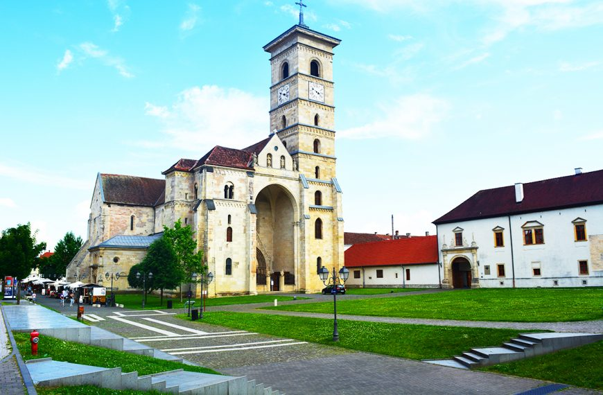 Roman-Catholic Cathedral St Michael – Alba Carolina Citadel