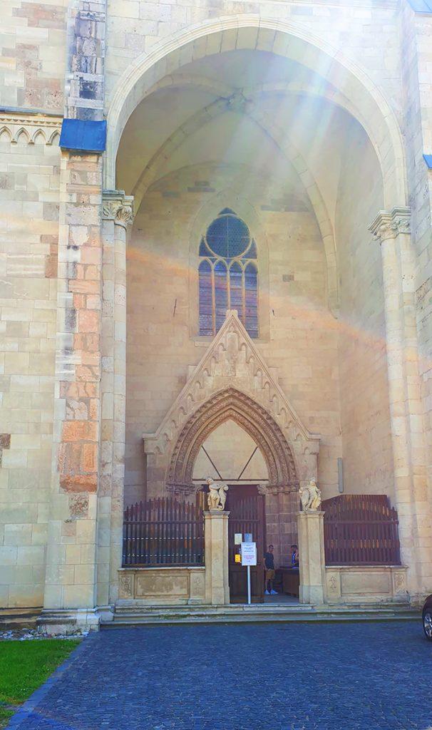 Roman-Catholic Cathedral St Michael, Alba Carolina