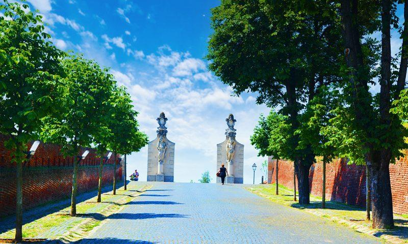 The 2nd Gate, Alba Carolina Citadel, Romania