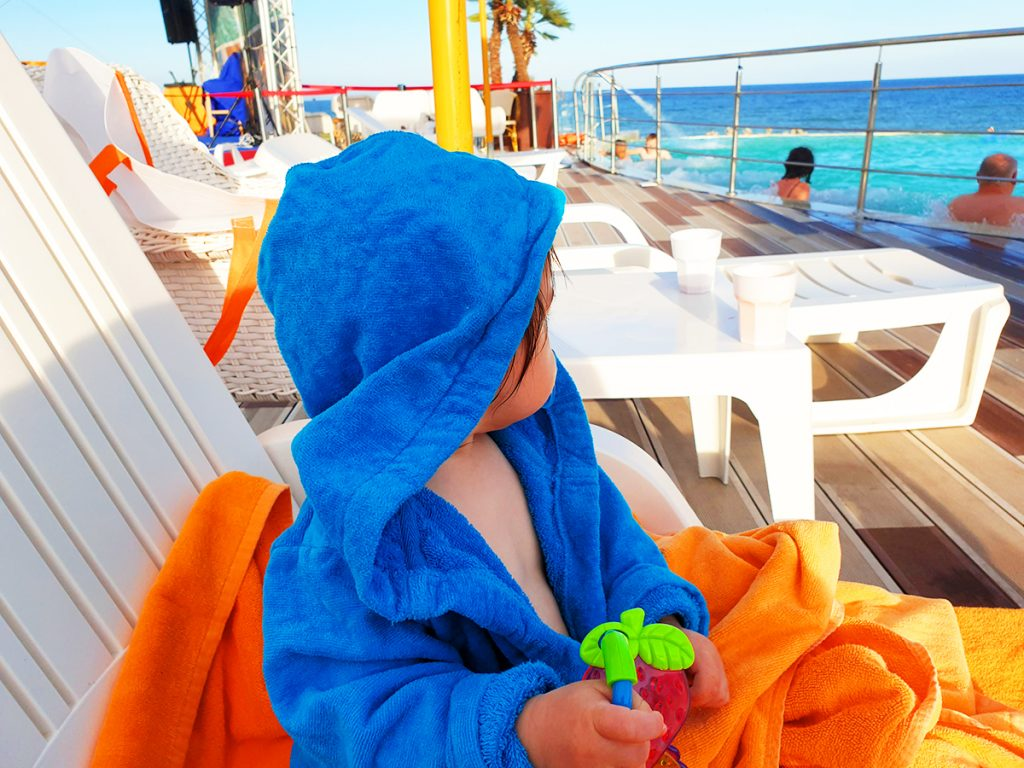 What to pack travel 1-year-old