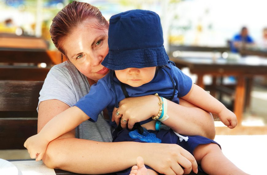 What to pack when you travel with a 1-year-old