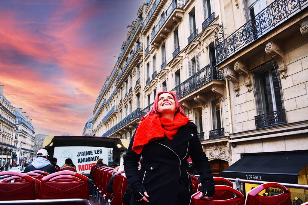 Paris Bucurie